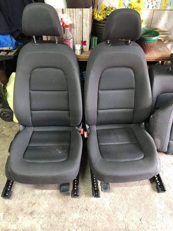 Fotele i tylnia kanapa do audi a4 b8 kombi