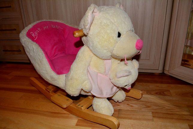 Медведик крісло-качалка