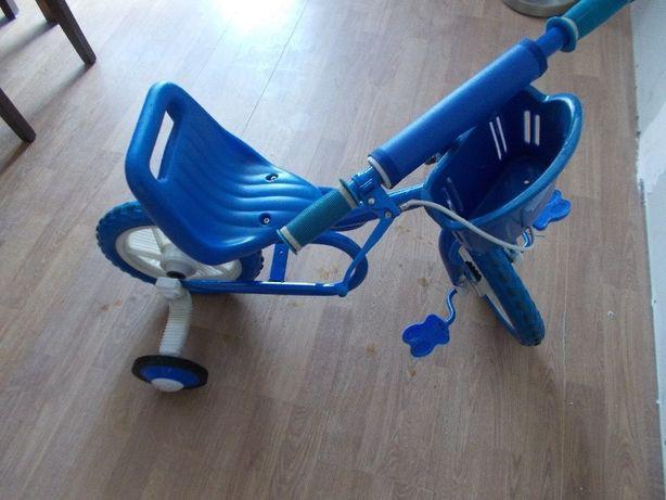 Rowerek niebieski