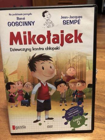 Mikołajek -DVD
