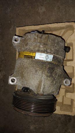 Sprężarka klimatyzacji kompresor Laguna 2 II 1.8 16v