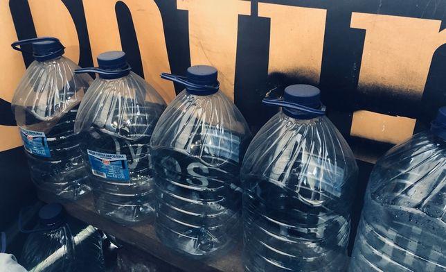 Бутыли, баклаги, бутылки 6 литров - цена за 13 шт