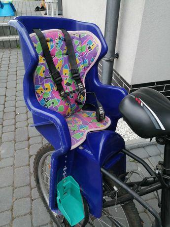 Fotelik rowerowy dla dzieci