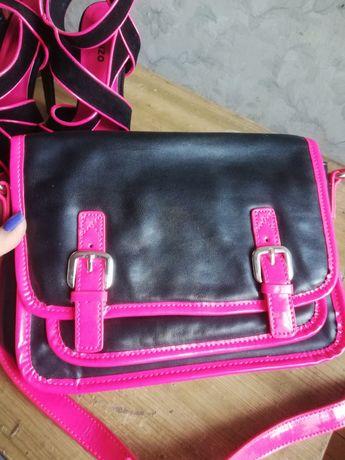 Сумка клатч портфель