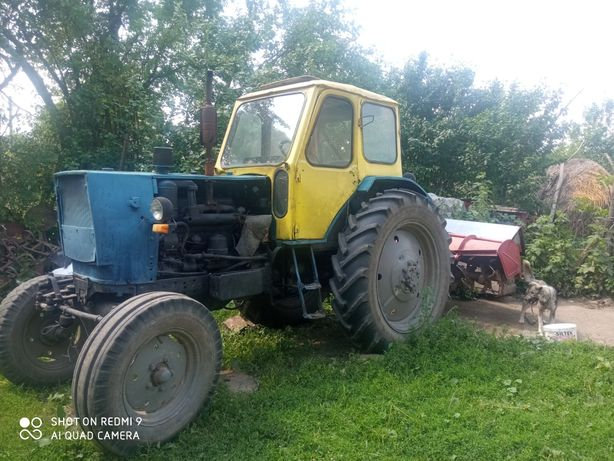 Продам  ЮМЗ 6 АЛ ціна за трактор, плуг та фрезу