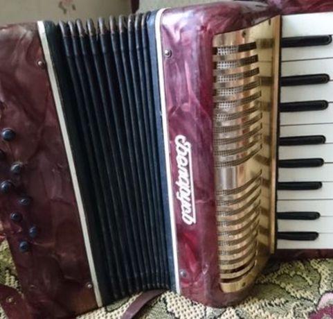Акардион музыкальный инструмент