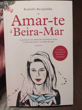 Livro - Amar-te à Beira-Mar