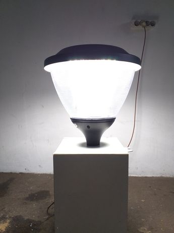 Duża Latarnia, lampa ogrodowa LED 50W Nowa