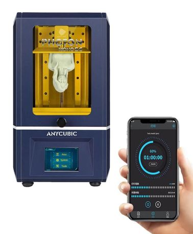 Anycubic Photon Mono SE, Предзаказ, LCD 3Д принтер, гарантия в Украине
