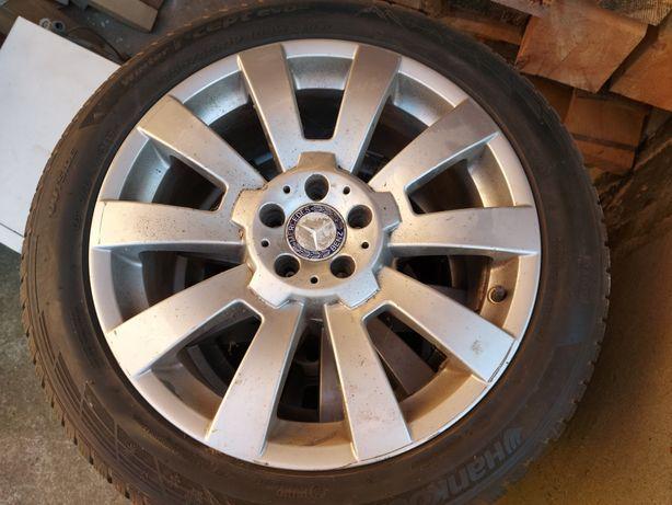 4 FELGi aluminiowe Mercedes 19 cali