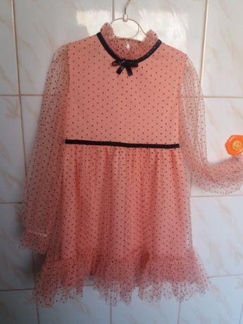 Плаття на дівчинку 116 рост