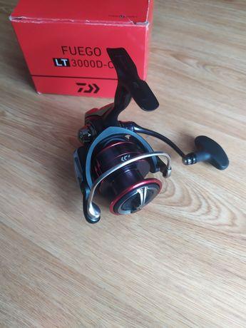 Kołowrotek Daiwa Fuego LT 3000 D-C spinning, Magsealed