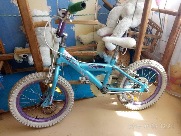 Велосипед детский mongoose 16