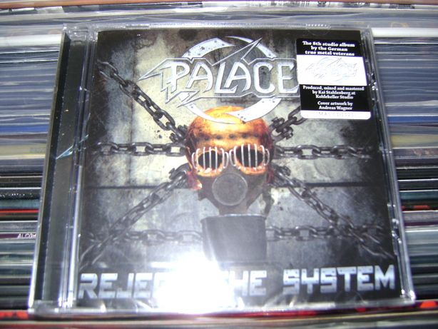 Palace - Reject The System CD