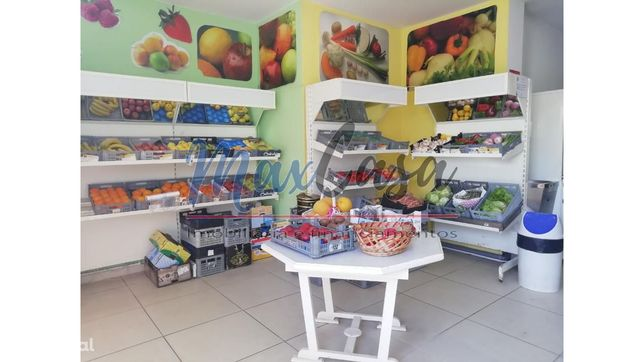 Minimercado para trespasse perto de Aveiro