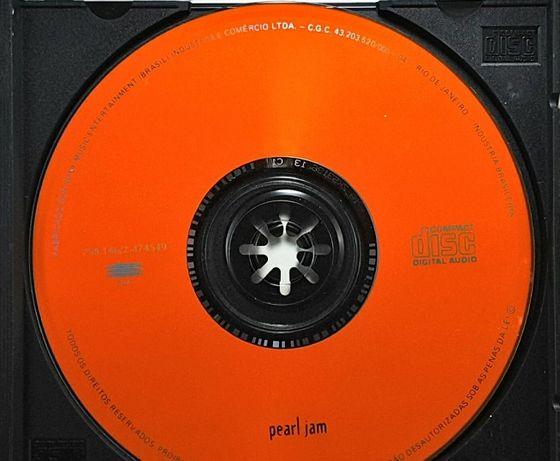 CD de Pearl Jam ( raridade)