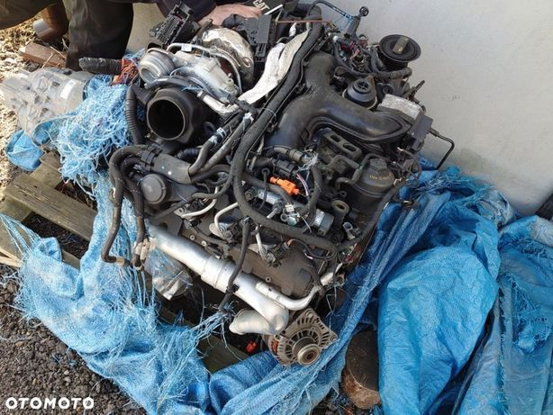 Silnik z Audi A7