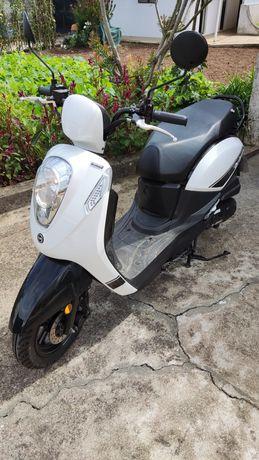 Scooter Sym Mio 50cc 315KM NOVA