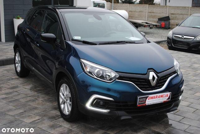 Renault Captur 1.3 Benzyna ## Climatronic ## Tempomat/Ogranicznik ## 6 biegów