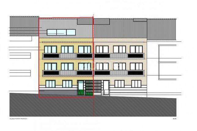Apartamento T2 Novo na Rua da Restauração