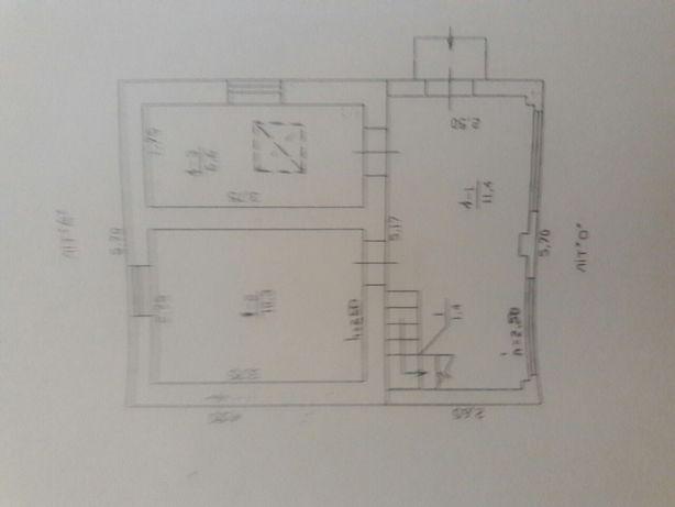 Светлое, Новые Дачи, 2-х этажный дом в хорошем жилом состоянии.