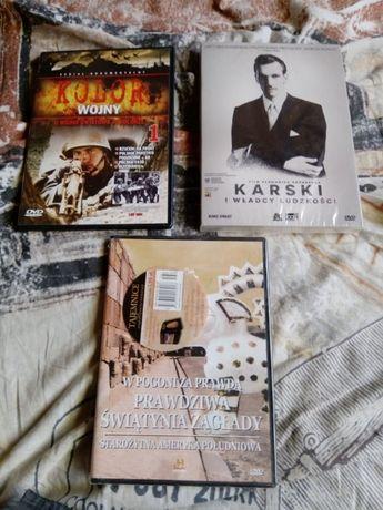 Filmy DVD historyczne, wojnne