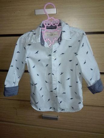 Koszula H&M 104 jak nowa