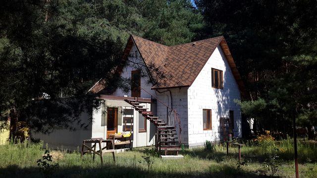Продается дом под бизнес. Святогорск. В сосновом лесу. 150м от  Донца.
