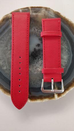 Bracelete 22mm, pele sintética nova, todo tipo relógios