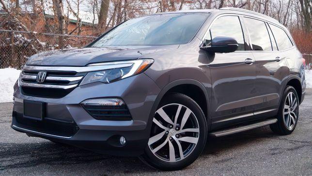 Продається авто Honda Pilot Touring 2017