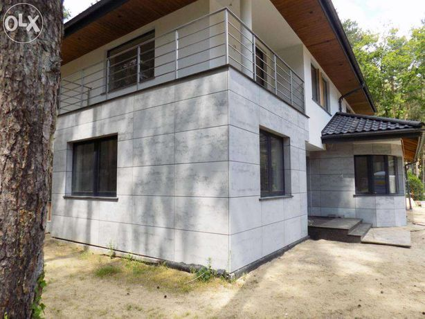 Beton architektoniczny - płyty betonowe do szybkiego montażu od Luxum