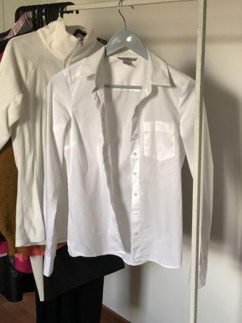 Сорочка біла  H&M