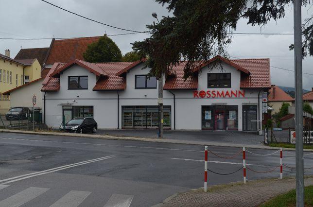 Lokal do wynajęcia przy drogeri Rossman Strzyżów