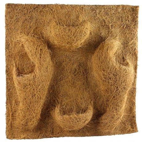Ścianka do terrarium panel włókno kokosowe 40x40 cm Kurier Wysyłka