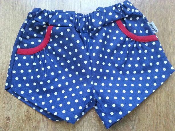 NICOLA spodenki dziecięce spodnie rozmiar 104
