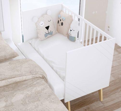 Co-Sleep para Berço/Cama Bebé marca TRAMA (NOVO)