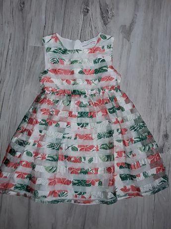 Elegancka sukienka Minoti r.98-104