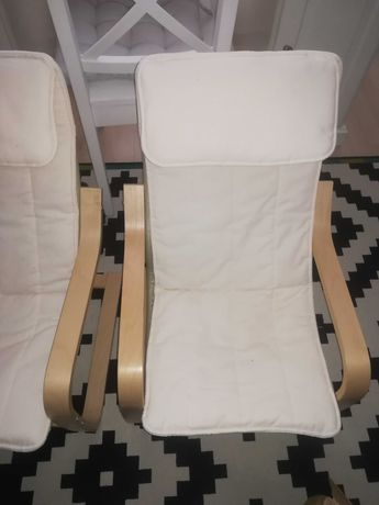 Fotel phoang Ikea dla dzieci