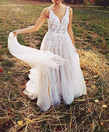 Suknia ślubna Tina Valerdi Dante