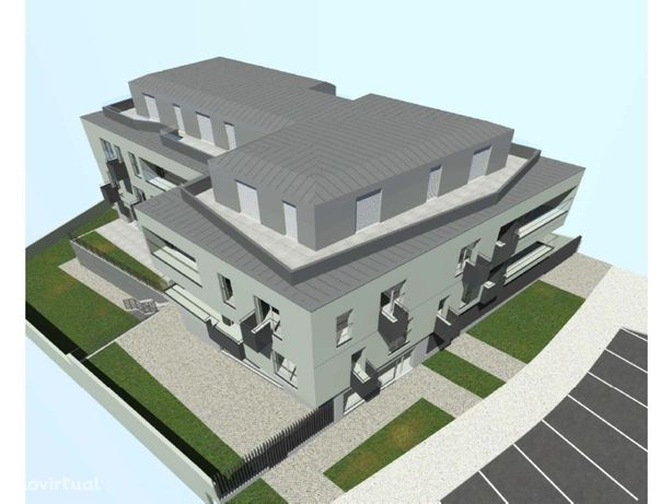 Espetacular Apartamento T2 Duplex em zona residencial - V...