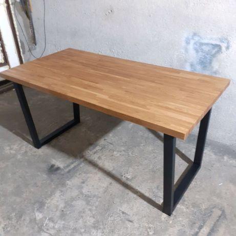 Стол письменный в стиле Loft
