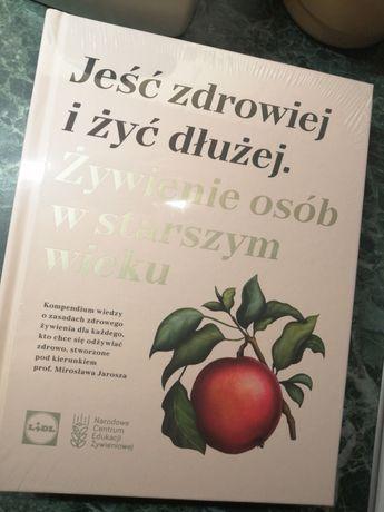 Książka Lidla o zdrowym żywieniu osób starszych