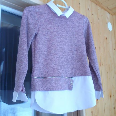 Кофта блуза р.152