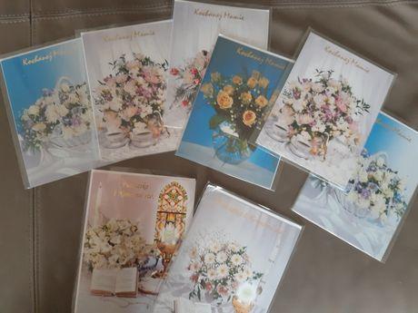 Kartki/Życzenia na dzien Pierwszej Komunii i Dla Mamy