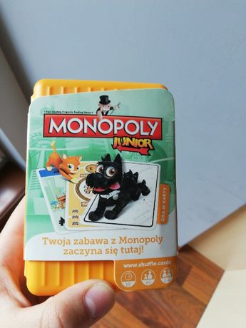 Monopol gra karciana
