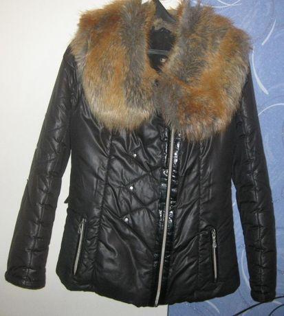 Женская зимняя куртка 46-48 (L)