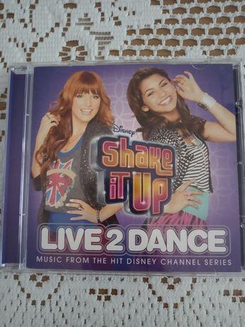 Płyta CD Disney Shake it up