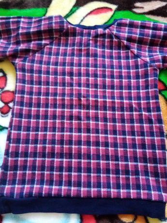 Реглани кофта футболка з довгим рукавом 110 116