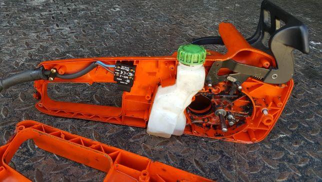 moto-serra castor elettra 160 para peças