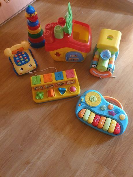 Zabawki dziecięce 6+